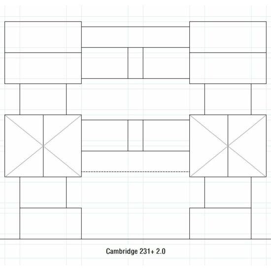 Cambridge 231+ 2.0